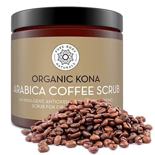 Pure Body Naturals - Exfoliante De Café...