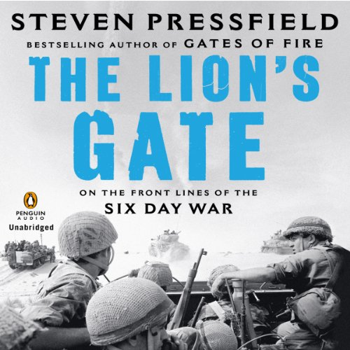 The Lion's Gate audiobook cover art