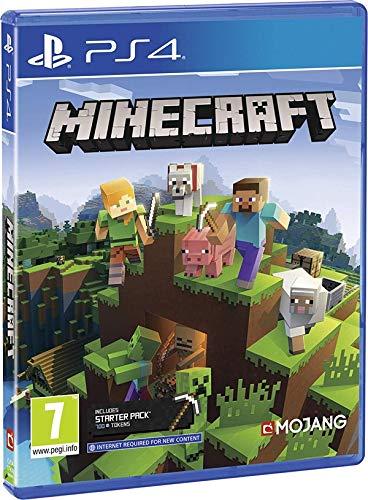 Minecraft - PlayStation 4 (Ps4) Deutsche Sprache