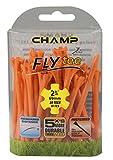 Champ Zarma Golf Fly Tee 30 PK - Tee de golf (30 unidades)