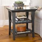 Metropolitan Rectangular End Table | Pottery Barn