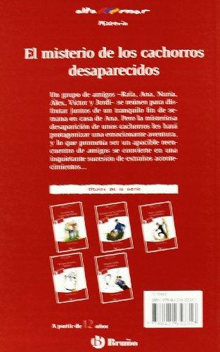 El misterio de los cachorros desaparecidos (Castellano - A PARTIR DE 12 AÑOS - ALTAMAR)