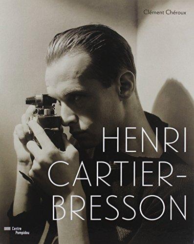 Henri Cartier-Bresson (CATALOGUES DU M.N.A.M)
