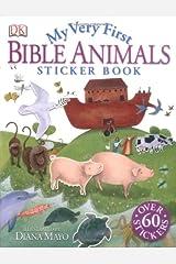 My Very First Bible Animals Sticker Book (Bible Sticker Book) Paperback