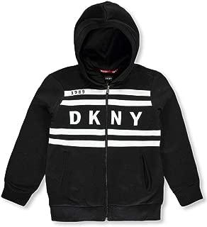 DKNY Boys' Hoodie - Caviar, 18-20
