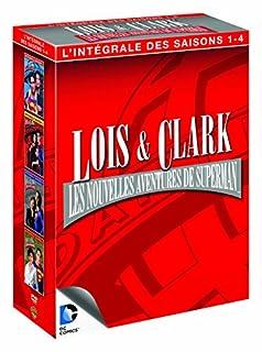 Loïs & Clark, les Nouvelles Aventures de Superman - L'intégrale des Saisons 1 - 2 - 3 - 4 - Coffret DVD (B00CAWF83K) | Amazon price tracker / tracking, Amazon price history charts, Amazon price watches, Amazon price drop alerts