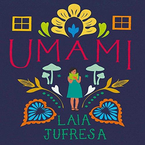 Umami audiobook cover art