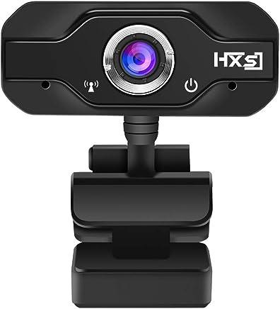 GAOWJ 720P Auto Focus Live Streaming Webcam, USB Plug And Play Desktop/Laptop/Computer Camera, Angolo di Visione Ampio 180 °, Microfono Incorporato, Clip Girevole Flessibile - Trova i prezzi più bassi