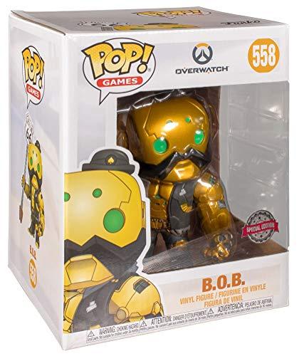 Overwatch Funko Pop! Giochi: - Super Sized 15cm B.O.B