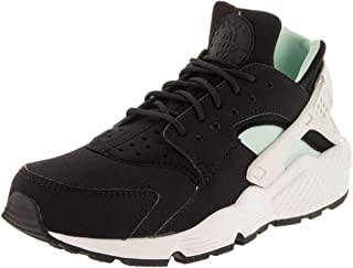 buy online 41b18 5b312 Nike NIKE634835-036 Femme Air Huarache Run Noir/Blanc Summit/Igloo 634835-