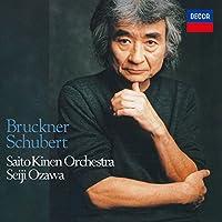 シューベルト:交響曲第9番「ザ・グレイト」、ブルックナー:交響曲第7番