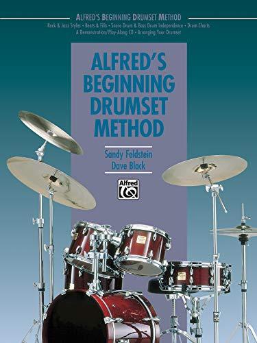 Alfred's Beginners Drumset Method