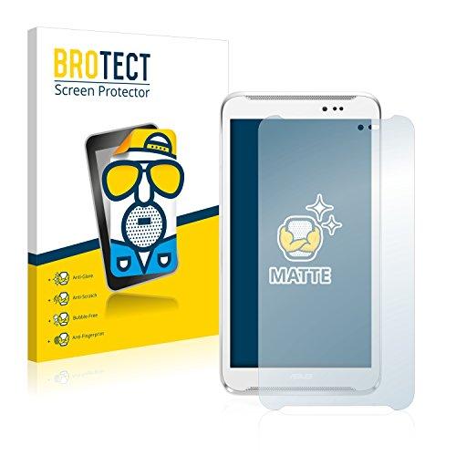 BROTECT 2X Entspiegelungs-Schutzfolie kompatibel mit Asus FonePad Note FHD 6 Bildschirmschutz-Folie Matt, Anti-Reflex, Anti-Fingerprint