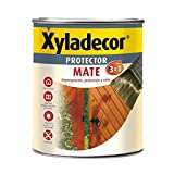 Xyladecor 5088063 - Protector mate extra 3 en 1 NOGAL Xyladecor