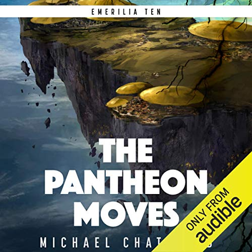 The Pantheon Moves cover art
