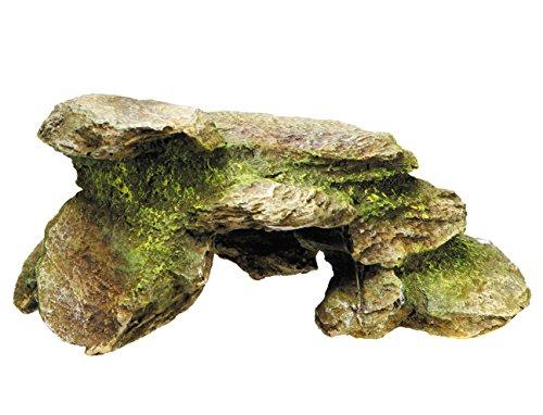 Nobby, piedra decorativa para acuario, 15,5x 7x 10,5cm.