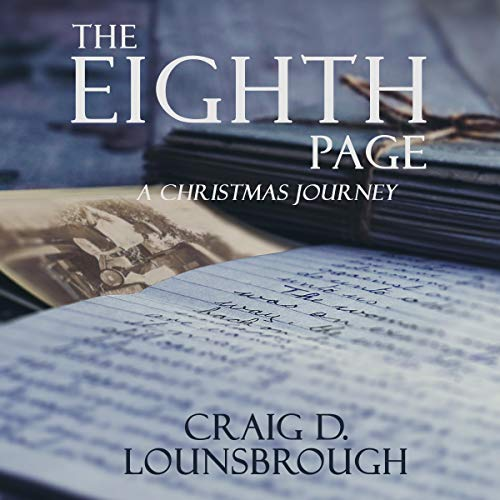 The Eighth Page: A Christmas Journey audiobook cover art