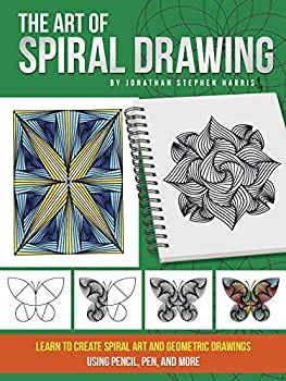 The Art of Spiral Drawing  Learn to create spiral art and geometric drawings using pencil pen and more