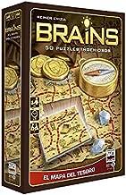 Mejor Brains El Mapa Del Tesoro de 2020 - Mejor valorados y revisados