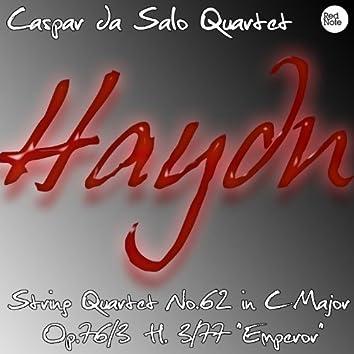 "Haydn: String Quartet No.62 in C Major Op.76/3 H. 3/77 ""Emperor"""