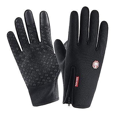 Gtopart 2018 Waterproof Touchscreen in Winter Outdoor Bike Gloves Ski Gloves Mountain Gloves