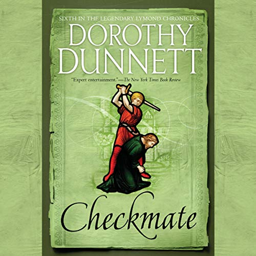 Checkmate audiobook cover art