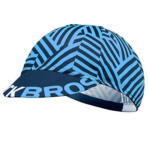 ROCKBROS Fahrrad Kappe Unterhelmmütze Fahrradmütze UV-Schutz für Damen Herren Sport Hut Atmungsaktiv Anti-Schweiß 53-62 cm