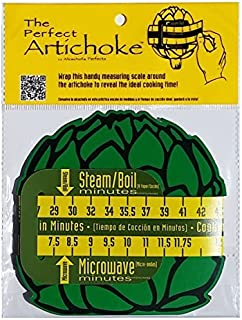 Olens Perfect Artichoke - Cooking Time Measuring Scale for Artichokes