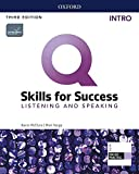 Q Skills for Success (3rd Edition). Listening & Speaking Introductory. Student's Book Pack (Q Skills for Success 3th Edition)