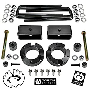 "TORCH 3"" Full Lift Kit for 2005-2020 Toyota Tacoma 4X4 4WD w Differential Drop TRD SR5"