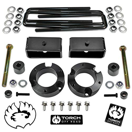 TORCH 3' Full Lift Kit for 2005-2020 Toyota Tacoma 4X4 4WD w Differential Drop TRD SR5