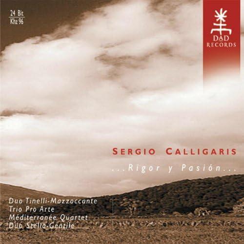 Duo Tinelli-Mazzoccante, Trio Pro Arte, Méditerranée Quartet, Duo Stella-Gentile
