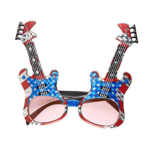 Widmann 0345M Brille mit Gitarren, USA, Einheitsgröße