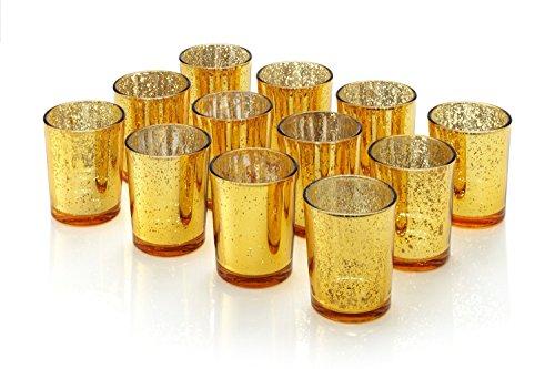 Artis Mercury Glas Votive Kerze Teelichthalter 2.75