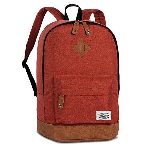 Rucksack Bestway NEU Daypack Schulrucksack Freizeitrucksack Tasche Sport, Farbe:Rot