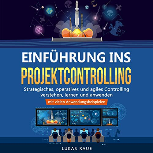 Einführung ins Projektcontrolling [Introduction to Project Controlling] cover art