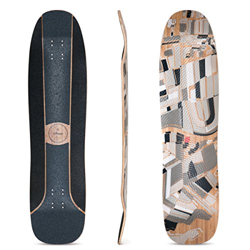 Loaded Boards Overland Longboard Skateboard Deck