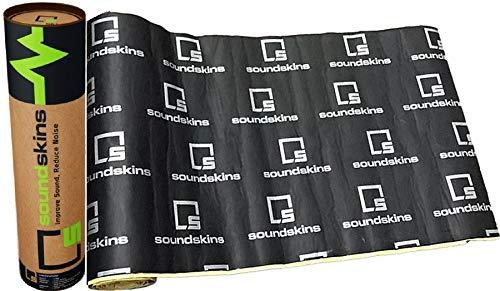 SoundSkins Pro Door Kit - SSPRO-1 | Single Roll - Coverage 11 Sq Ft
