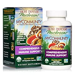 HIGH-INTENSITY IMMUNE SUPPORT: Support your health with 17 powerful mushrooms formulated to support your immune system when you need it most CELLULAR SUPPORT: Helps fend off free radical damage; Includes Lion's Mane, Reishi, Turkey Tail, Chaga, Cordy...