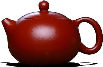 JIAZHOUMA 170 ml Authentic Yixing Purple Clay czajniki Xishi filtr czajnik Zisha Teaware Ball Filtracja otworów