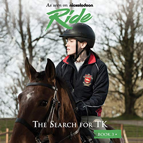 Ride: The Search for TK audiobook cover art
