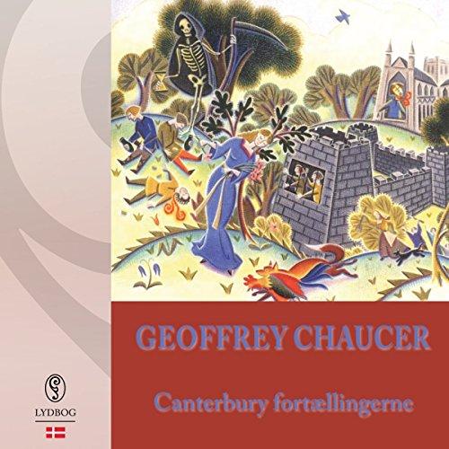 Canterbury Fortællingerne (Danish Edition) audiobook cover art