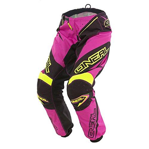 O'NEAL Damen Motocross Hose Element Racewear, Pink, 26, 0128-7