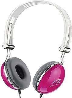 Fone De Ouvido Multilaser Pop Pink Hi-Fi Estéreo Conecta Com Iphone Ipod Mp3 P2 - PH055