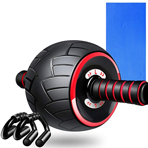 Abdominal wheel Roll Bauchmuskel Instant Artifact Roller Bauch Rebound Übung Yoga Fitnessgeräte Startseite Dünner Bauch Bauch Bauch