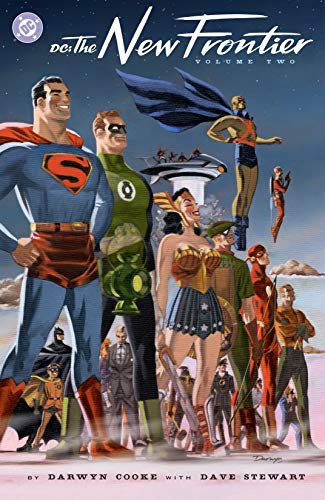 DC: The New Frontier Vol. 2 (English Edition)