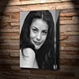 LIV TYLER - Canvas Print (A4 - Signed by the Artist) #js005