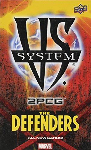 ADC Blackfire Entertainment UD85375 - VS System 2PCG: The Defenders - Englisch, Kartenspiel