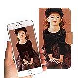 VGANA Samsung Galaxy A10 Personnalisé Foto Cuir Portefeuille Housse,Concevez Votre...