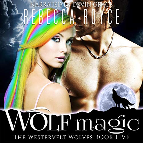 Wolf's Magic  By  cover art